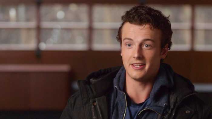 Liam Neeson's Son Talks About Working With Dad In 'Cold Pursuit'