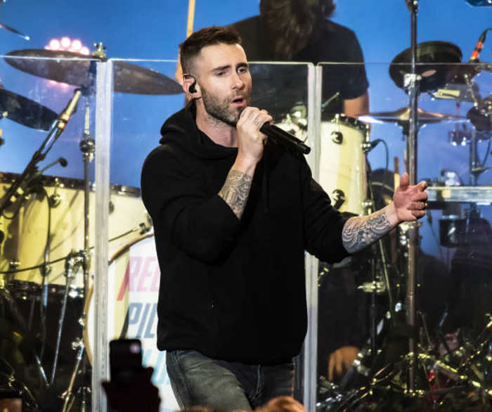 Maroon 5 to Perform at Super Bowl Halftime Show With Big Boi and Travis Scott