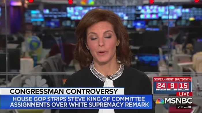 MSNBC host makes outrageous claim that Trump could have something 'extreme' over Graham