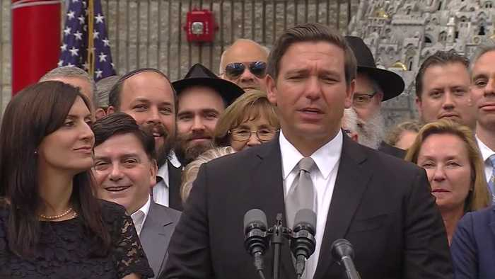 Gov. DeSantis to make 'major announcement' in Boca Raton on Tuesday