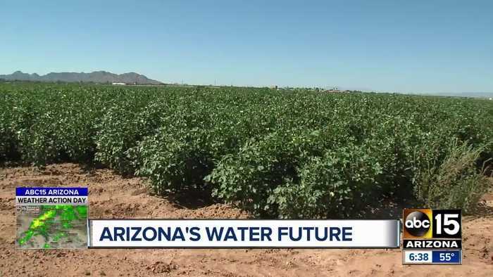 Arizona farmers watching closely as politicians work to finalize drought contingency plan