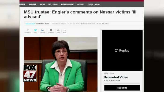 Survivors host sexual assault forum and react to Engler's comments