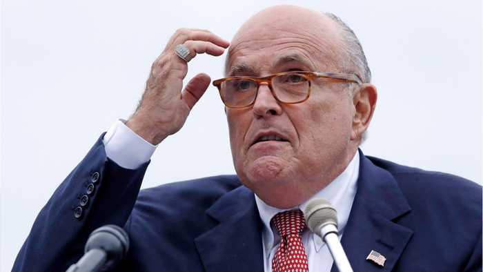 Giuliani Says Trump Didn't Collude With Russia But Can't Say If Aides Did