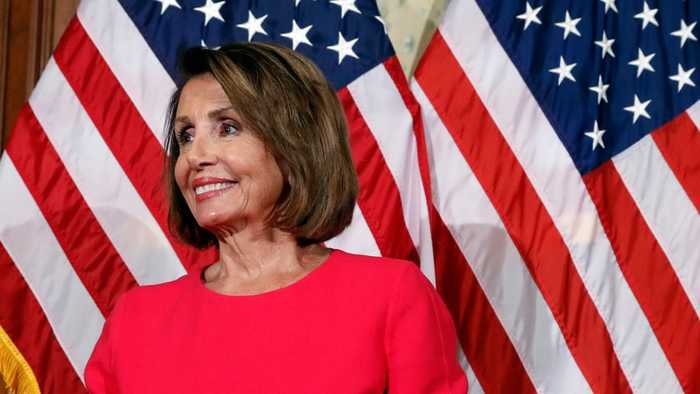 Nancy Pelosi Makes It Clear She Is Not Denying Trump His Speaking Platform