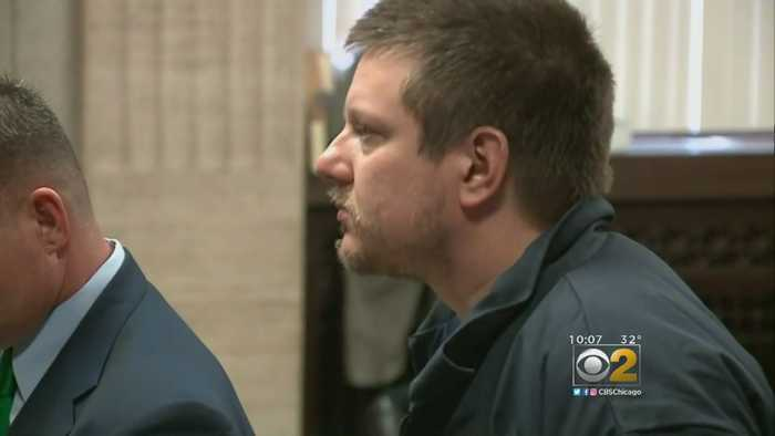 Chicago Police Prepare For Jason Van Dyke Sentencing Hearing