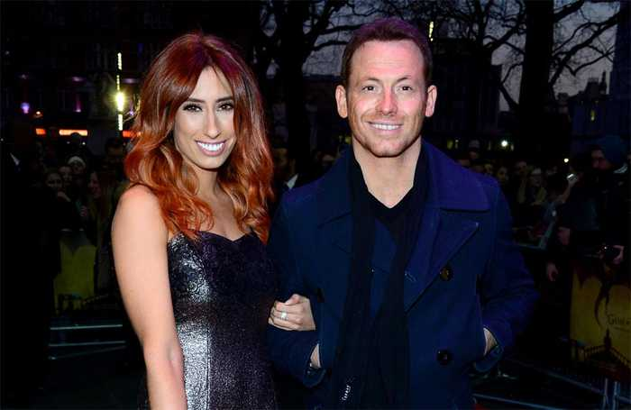 Stacey Solomon and Joe Swash keep cash separate for kids