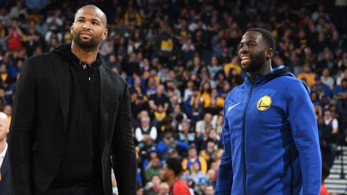 Warriors Forward DeMarcus Cousins Returns Friday After Relying on Various NBA Legends During Rehab