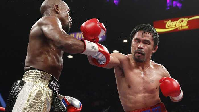 Manny Pacquiao on Floyd Mayweather Rematch: It's What Fans Want to See