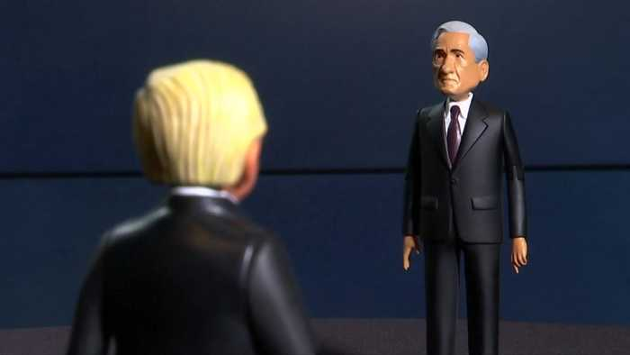Special Counsel Robert Mueller gets his own action figure