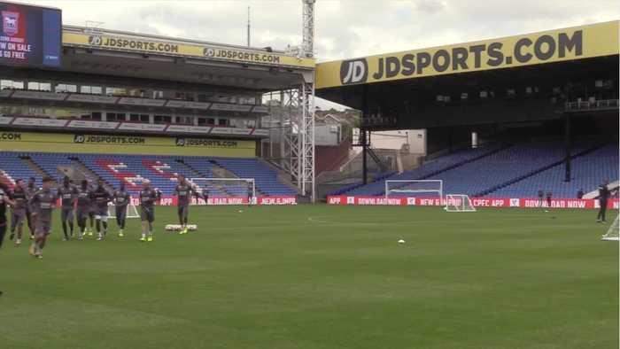 English Premier League Club, Crystal Palace, To House The Homeless In Its Stadium