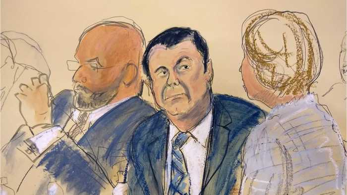El Chapo's Right-Hand Man Testifies Against Mexican Druglord
