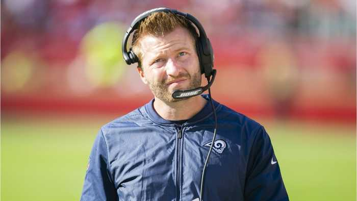 Sean McVay Is 32, And Is One Game From the Super Bowl