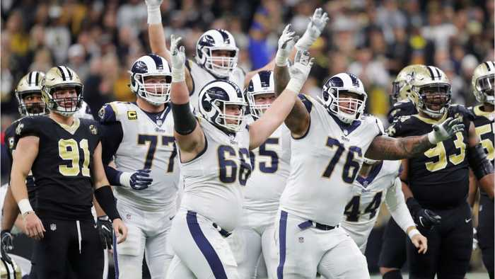 The Rams Are Going to the Super Bowl
