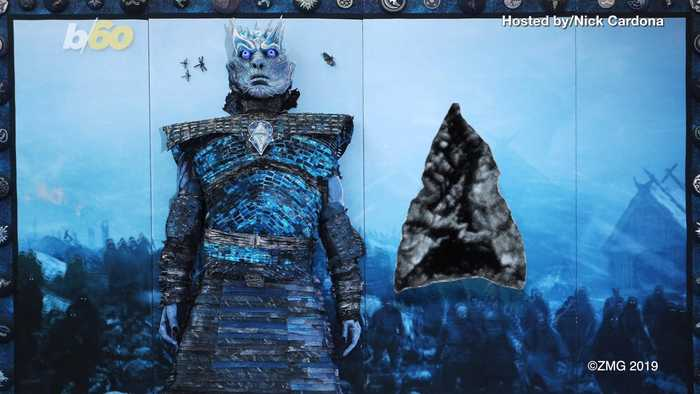 'Game of Thrones' Needlework of the Night King Could Haunt Your Dreams from Your Living Room