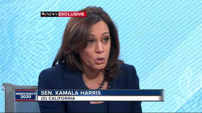 Sen. Kamala Harris announces run in 2020 presidential race