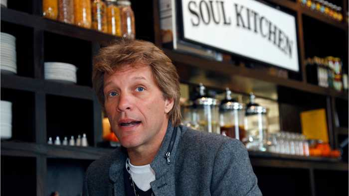 Jon Bon Jovi Is Providing Free Meals To Federal Workers