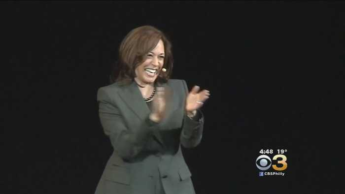 California Senator Kamala Harris Joins 2020 Presidential Race