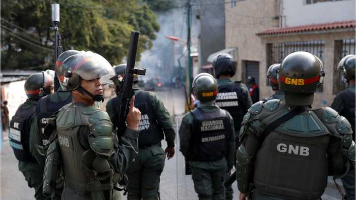 Venezuela Captures Rogue Officers After Uprising At Military Outpost