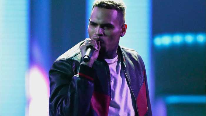 Singer Chris Brown Arrested In Paris On Rape Suspicion