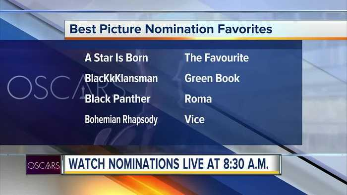 Oscar nominations to be revealed Tuesday
