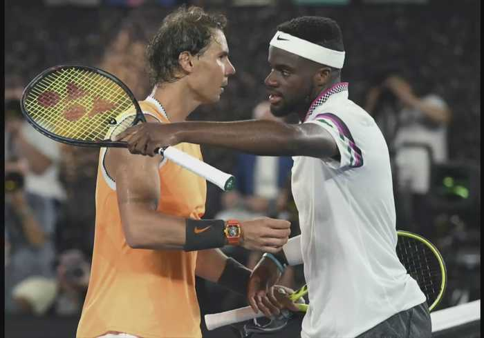 Nadal Beats Tiafoe To Reach Australian Open Semifinals Without Dropping Set