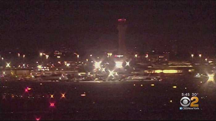 Pair Of Drones Prompt Delays At Newark Airport, Sources Say
