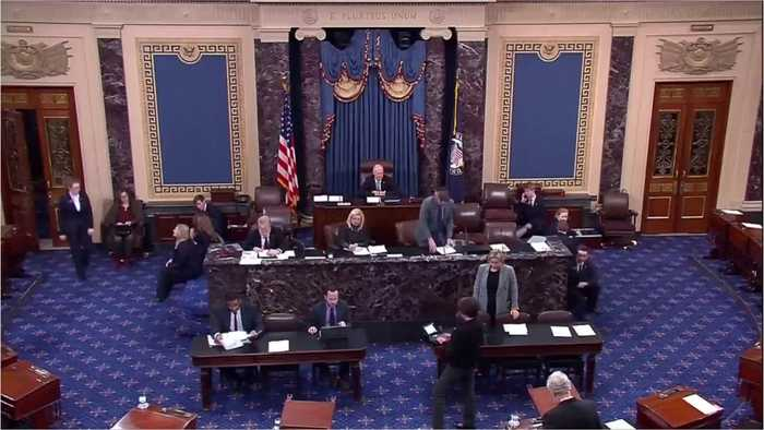 Senate Sets Votes But Government Shutdown Likely To Go On
