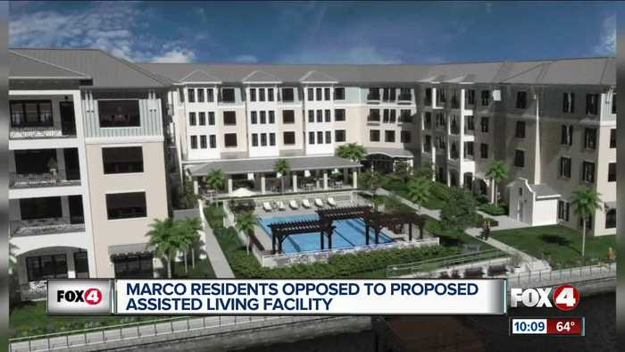 Marco Island assisted living facility proposal rejected