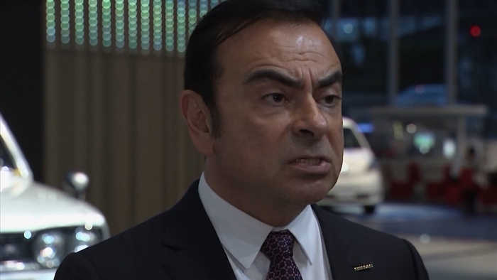 Carlos Ghosn resigns as CEO of Renault after financial misconduct allegations