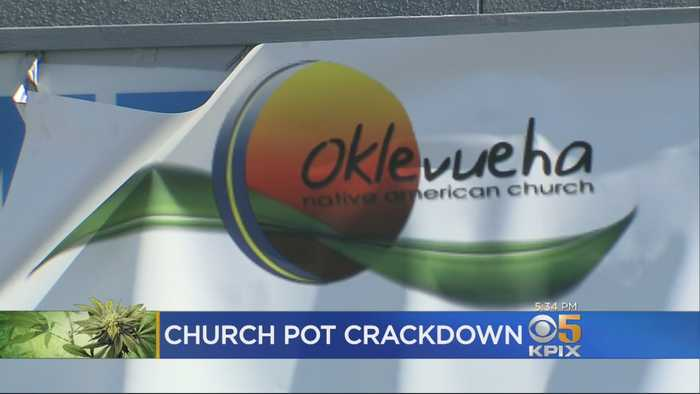 Antioch Church Ordered To End Cannabis Sales, Distribution