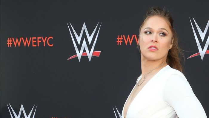 Ronda Rousey Will Take A Break But Has Contract With WWE Until 2021