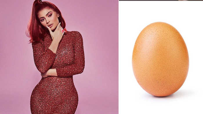 Kris Jenner SHADES Infamous Egg That Beat Kylie Jenner's Most Liked Photo On Instagram!