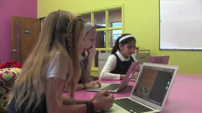 VIDEO Life Lessons: Girls facing leadership challenges