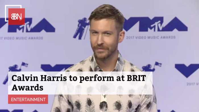Calvin Harris Will Join Other Top Performers At Brit Awards