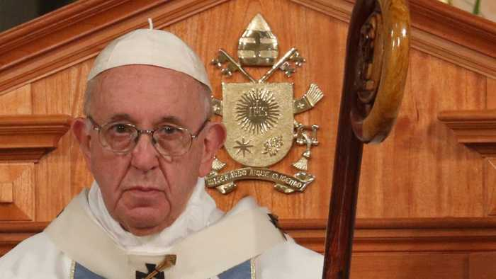 Pope Francis References Church's Failure With Sexual Abuse Crisis