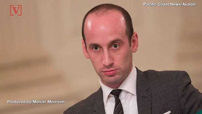Ex-White House Aide Alleges Stephen Miller Said He'd Be Happy if No Refugee 'Ever Again Touched' U.S. Soil