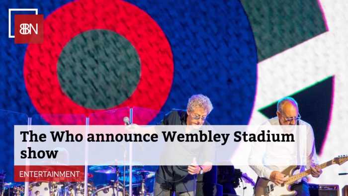 The Who Is Coming To Wembley Stadium