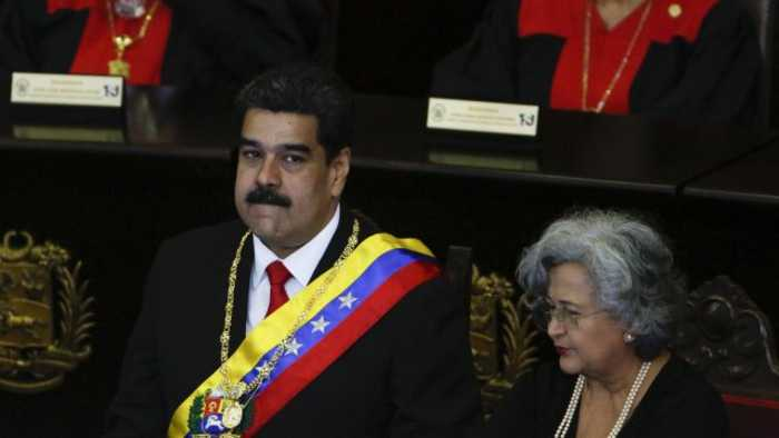 US Considering 'All Options' to Oust Venezela's Maduro
