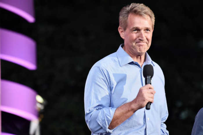 Former US Senator Jeff Flake Won't Run for President in 2020