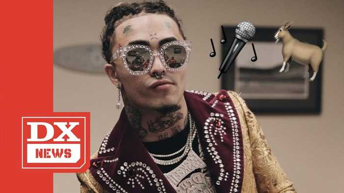 Lil Pump Says He Knows How To Use 'Science' To Prove He's The Most