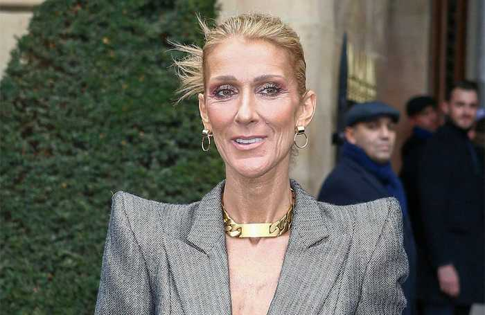 Celine Dion biopic The Power Of Love is in the works
