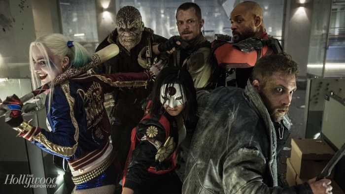 Warner Bros. Set Release Dates for 'The Suicide Squad,' 'Batman' and More | THR News