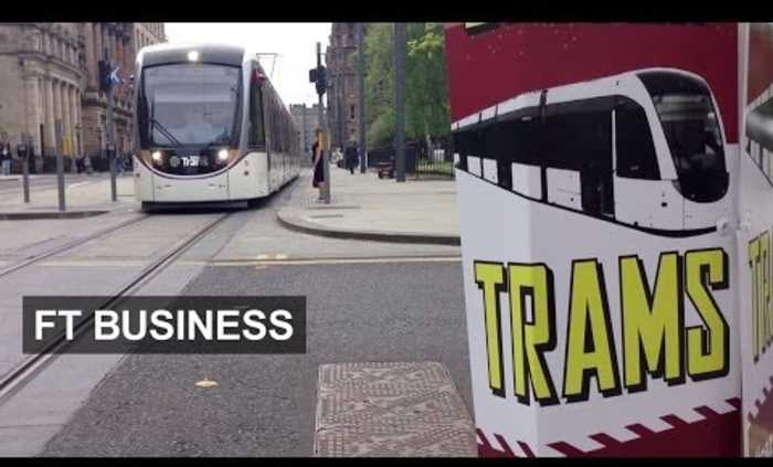 Benefits vs costs of Trams | FT Business