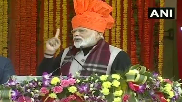 We stand by our people who were lost to Pakistan, Bangladesh due to the partition: PM Modi