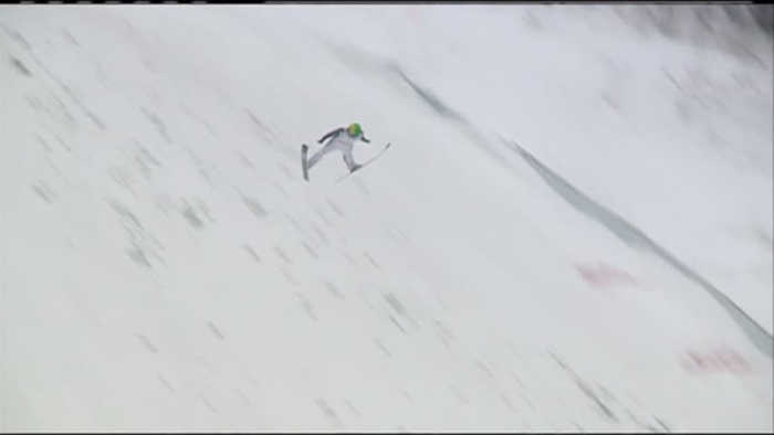 Westby Ski Jump takes off in final day