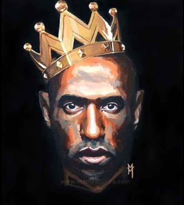Portrait of a King | Thierry Henry