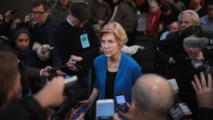Fact-check: Elizabeth Warren's Claim on Wealth Inequality
