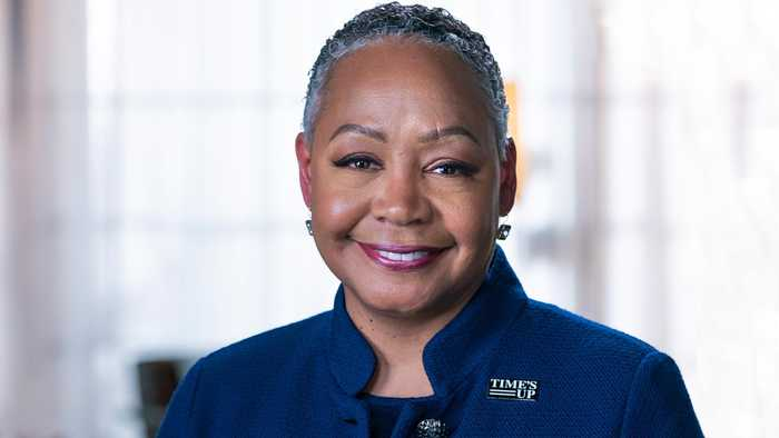 Lisa Borders, Inaugural President and CEO, Time's Up