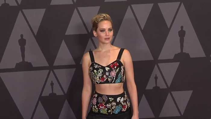 Actress Jennifer Lawrence is engaged to art gallery director - media