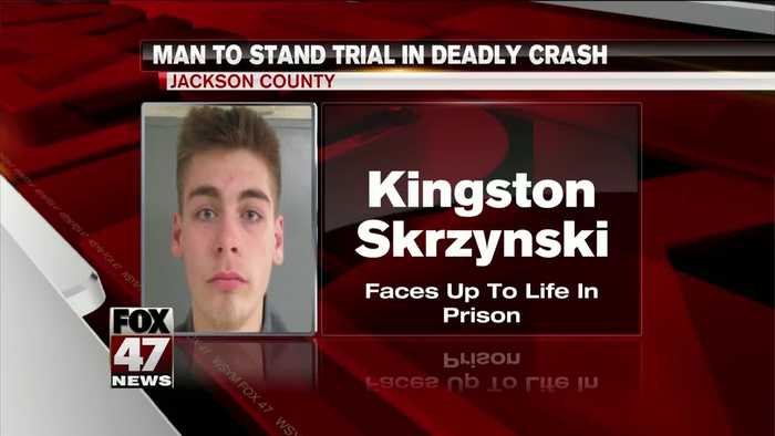 Man to stand trial in deadly crash